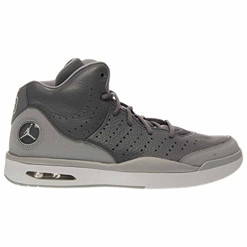 Gris Nike Ginnastica Scarpe Blanco White Uomo Grey wolf Multicolore Grey Cool Flight Tradition Jordan da q8B1q