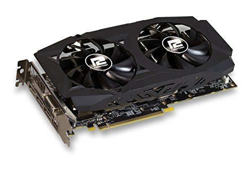 PowerColor Red Dragon Radeon RX 580 Radeon RX 580 8GB GDDR5 ...
