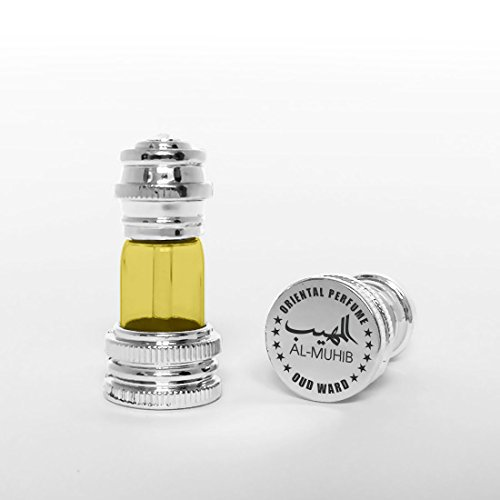 Oud Ward - Concentrated perfume extract - pure Oriental fragrance (4 ml / 0.14 fl oz)