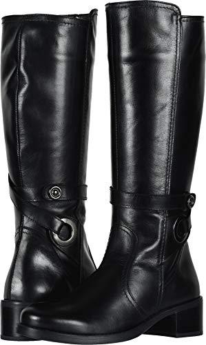 David Tate Women's Portofino Black Calf Skin 9 D US (Portofino Shoes)