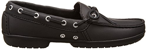 Black Origami Crocs Womens Loafers Black Black aI8Fw