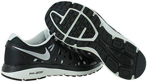 wht Nike Fusion Dual Chaussures Smmt De Femme 3 Black Run metallic Running Entrainement Wmns mtlc Silver ffwrqxnZ