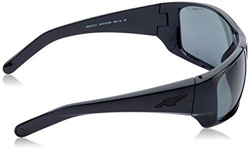 Noir Black HEIST 2 Polargray 0 Sonnenbrille AN4215 Arnette nqBHA4aXw