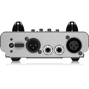 Behringer Tube Ultragain MIC100 Audiophile Va...