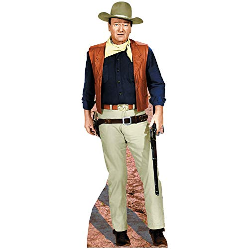 Fun Express - John Wayne Standup - Party Supplies - Licensed Tableware - Misc Licensed Tableware - 1 -