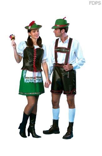 Desconocido Disfraz Traje Vestimenta de Hombre Alemán - S ...