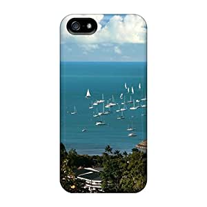 Premium Dfx10003RKXt Cases With Scratch-resistant/ Luxury Real Estate News Cases Covers For Iphone 5/5s