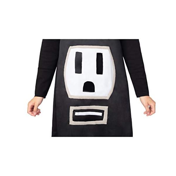Halloween Plug and Socket Couple Costume