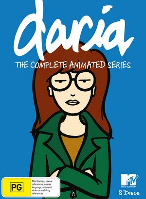 Daria: Complete Series by