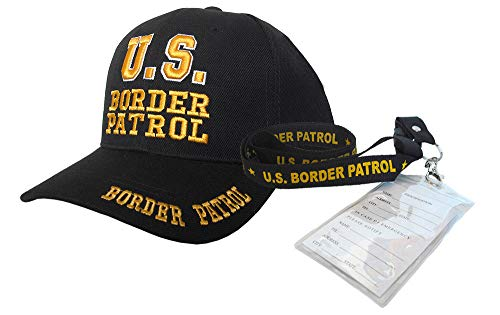 SunGal US Border Patrol Law Enforcement, 3D