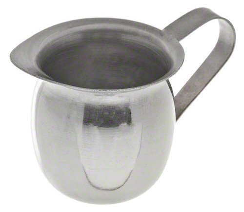 Update International (BC-3) 3 Oz Bell - Cream Pitcher