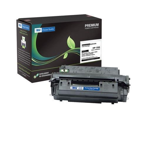 MSE Q2610A Toner for HEWLETT PACKARD LaserJet 2300 Series, 6,000 Page Yield 2300 Series 6000 Page Yield