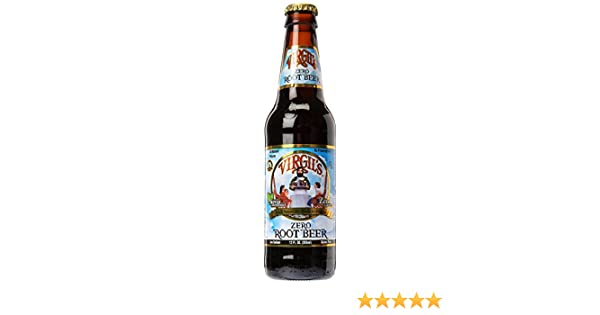 Why Is Root Beer Called Root Beer >> Amazon Com Virgil S Zero Root Beer 4 Ct Grocery Gourmet Food