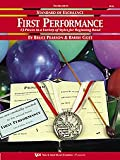 img - for W26CL - First Performance - Standard of Excellence - 1st/2nd Clarinet book / textbook / text book
