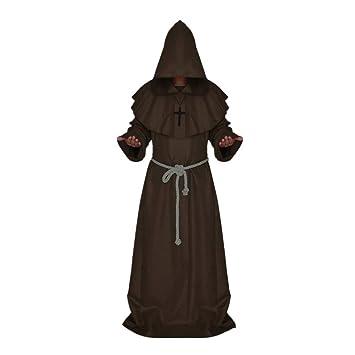 Meiju Unisex Disfraces de Halloween,Horror Cadaver Vampiresa Reina ...