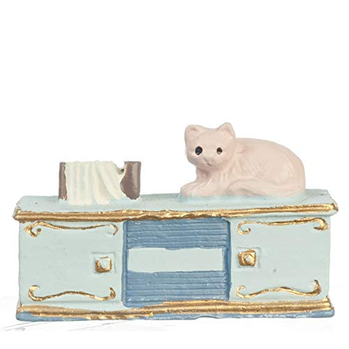 Sideboard 48 (Melody Jane Dollhouse Sideboard 1:48 Scale 1/4 inch Mini Resin Miniature Furniture)