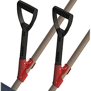 The HEFT Gardening 2 Pack - A Simple tool that saves your back!