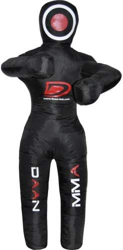 70 DAAN Grappling Dummy MMA Wrestling Dummy Punch Bag Judo Martial Arts 180cm