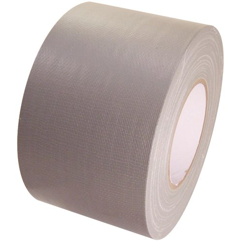 - Duct Tape 4 in x 60 yd rolls, Craft Grade, 18 colors, Silver