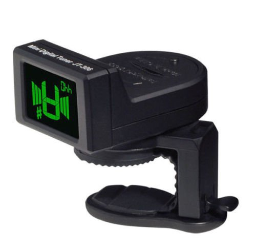 Rotatable Lcd - JOYO JT-306 Mini Digital Chromatic Tuner 360 Degree Rotatable With LCD Backlight