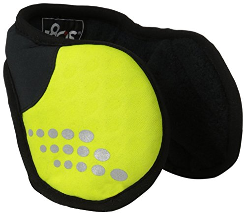 180s Strobe I Ear Warmer, Lime Punch, One Size (180s Green)