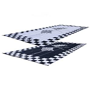 Amazon.com: RV Patio Mat: 9x18 Extra-Wide Finish Line ...