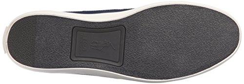 Polo Ralph Lauren Mens Clarke Mesh Moda Sneaker Blu Scuro