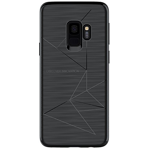 Galaxy S9 Case, Nillkin Magnetic TPU Case [Specially Designed for Nillkin Car Magnetic Wireless Charger] Soft Back Cover for Samsung Galaxy S9