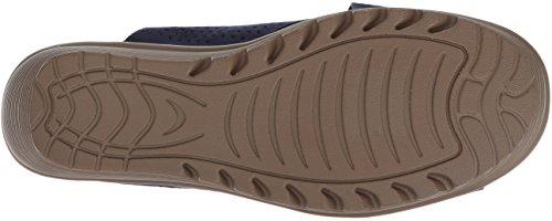 Skechers Navy Sandal Wedge Women's Infrastructure Parallel rXTqpr