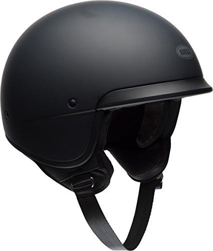Bell Scout Air Motorcycle Helmet (Solid Matte Black, X-Large) (Bell Motor Cycle Helmet)