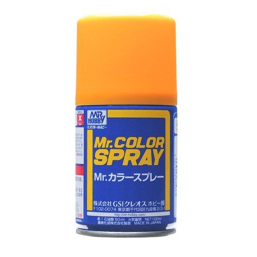 Mr.カラースプレー S58 黄橙色