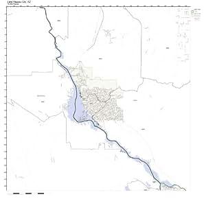 Image Result For Map Lake Havasu