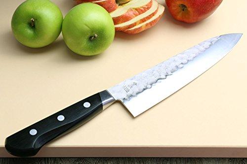 Yoshihiro Aoko Blue Steel Gyuto Japanese Chef Knife 8.25'' (210mm) - (No Saya Cover) by Yoshihiro