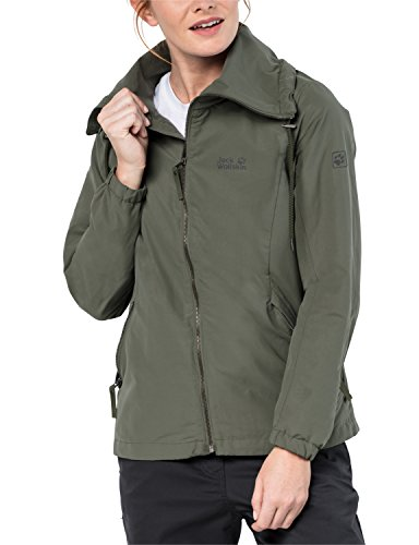 Water Vento Womens Resistant Westwood Jacket ladies Green Proof Wolfskin Jack Woodland YCqHpp