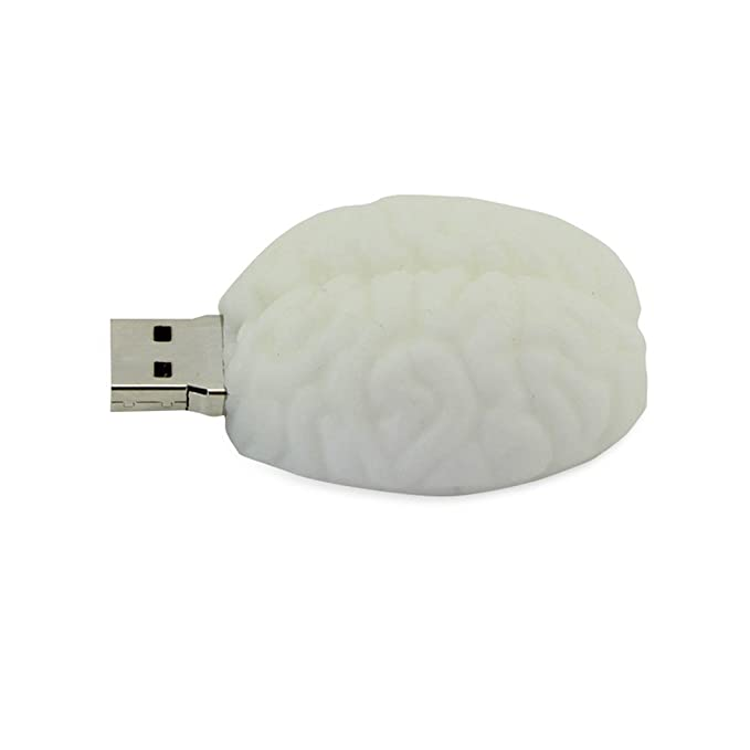 Amazon.com: Cerebro Forma USB Flash Drive Pen Drive Flash ...