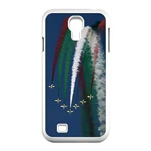 Samsung Galaxy S4 9500 Cell Phone Case Covers White Air Show Dkiiz
