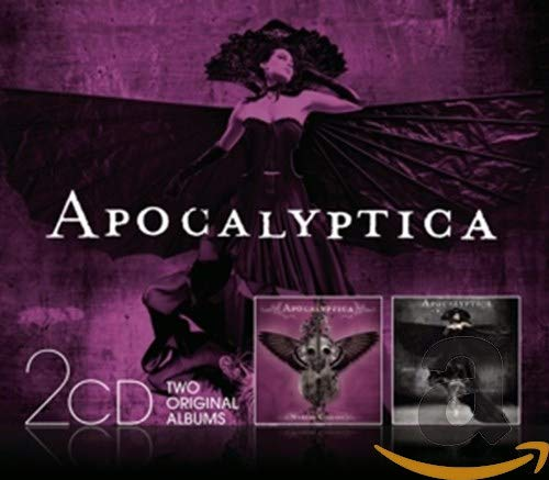CD : Apocalyptica - Worlds Collide / 7th Symphony (2 Discos)