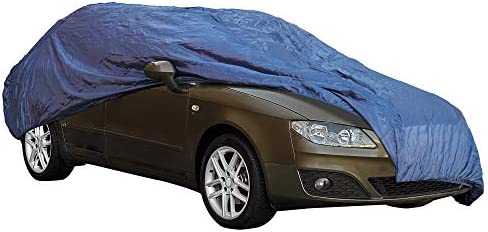 Sumex Indoor /& Outdoor Breathable Full Car Protection Cover for  Toyota Verso-S