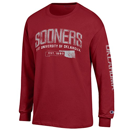 Oklahoma Sooners Mens T-shirts - 7