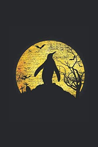 Halloween Animal - Penguin: Graph Paper Journal (6