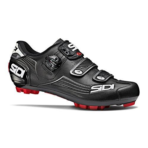 有益日曜日輝くSIDI(シディ) Trace(トレース) MTB Cycling Shoes - Black/Black [並行輸入品]