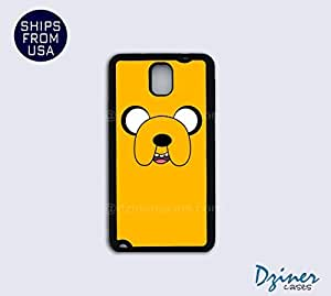 Galaxy Note 3 Case - Adventure time Dog