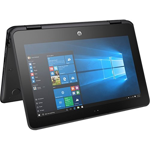 HP ProBook x360 G1 Celeron 11.6 inch SVA SSD Convertible Black
