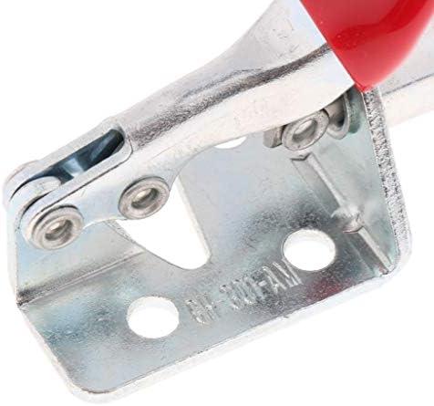 押し型トグルクランプ トグルクランプ クランプ クリップロック式 固定工具 HS GH-301-AM