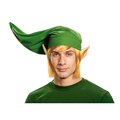 [Disguise Men's Link Deluxe Adult Costume Kit, Multi, One Size] (Link Deluxe Adult Kit)
