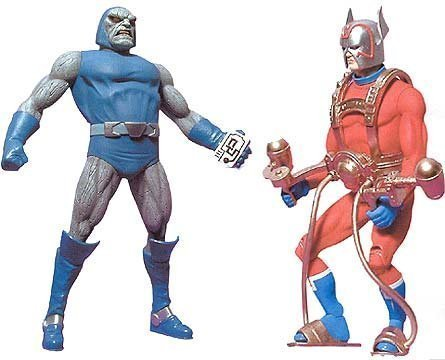 Orion and Darkseid DC Direct Deluxe Action Figure 2 ()