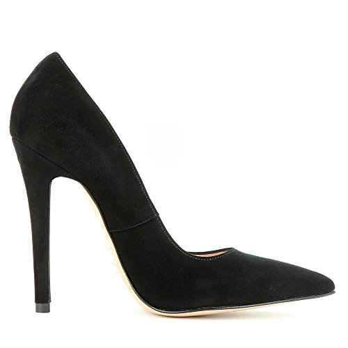 Evita Pumps negro rauleder Mujer Shoes Lisa RaY8gT