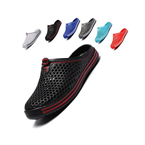 Image of Peregrine Mesh Breathable Sandal Quick-Drying Slippers Beach Slippers Non-Slip Garden Sandals Clogs Mules Shoes