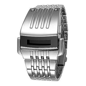 Relojes Hermosos, Hombre Reloj digital Reloj de Moda Reloj Casual Chino Digital Calendario Cronógrafo Resistente