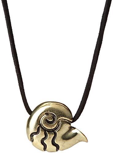 Disney Little Mermaid Ursula Seashell Necklace Cosplay Costume ()